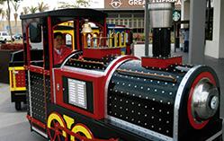 trenes infantiles electricos guadalajara